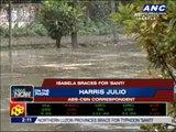 Dagupan, Isabela residents brace for 'Santi'