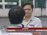 Teacher accuses student of bullying