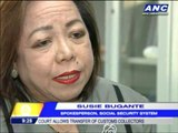 Militant groups protest SSS contribution hike, bonuses