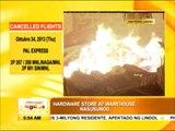 Fire razes hardware store, warehouse in Laguna