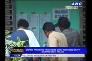 DepEd probes teachers who refused poll duties