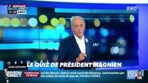 """Plateau TV : combien de femmes politiques invitées hier ? ... Relevez le quiz du """"Président Magnien"""" - 02/09"""
