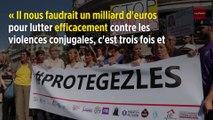 Un rassemblement à Paris pour dénoncer le « 100e féminicide » en 2019