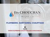 Plomberie, sanitaire, chauffage à Paris 11. Établissements Chouchan.