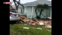 Les images impressionnantes de l'ouragan Dorian qui frappe les Bahamas