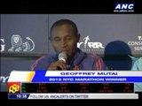 Kenyans win NYC marathon titles