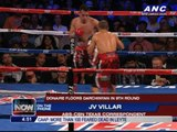WATCH: Donaire floors Darchinyan in 9th round