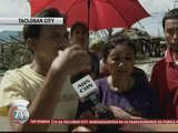 PNoy dismayed by unclear reports on Leyte