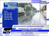 MMDA watches out for 'Yolanda' winds
