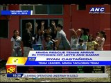 MMDA teams in Tacloban running out of body bags