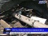 DOE: Full power restoration in Visayas by Dec. 24