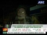 NGCP speeds up power restoration in typhoon-hit Visayas