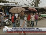 Seven days after 'Yolanda,' aid reaches towns in Leyte