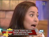 Cristine says sorry for being 'magaslaw'