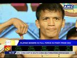 5 Pinoy boxers featured in Pinoy Pride XXIII