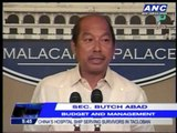 Modus using forged SAROs stopped: Abad