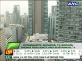 PH stocks rise after Q3 GDP report