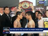 Pinoy boxers victorious in Pinoy Pride XXIII