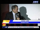 Ang Lee plans to do film in PH