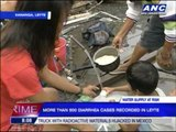 Diarrhea cases on the rise in Leyte