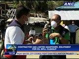 Why Iloilo oil spill might worsen
