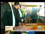 Bad meat seized in Balintawak market