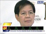 Mar looking forward to working with rehab czar Ping