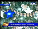 A look at Christmas decor across the regions