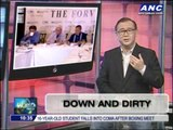 Teditorial: Down and dirty