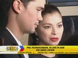 Angel not yet ready to love again after Phil