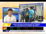 What MMDA, M. Manila mayors are doing for typhoon-hit areas
