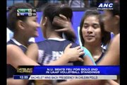 NU beats FEU in UAAP women's volleyball