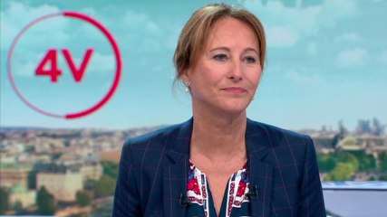 Ségolène Royal - France 2 lundi 2 septembre 2019