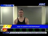 'Contemporary dance' tutorial video goes viral