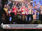 Why Palace backs call to ban firecrackers