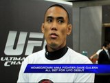 Homegrown MMA fighter Dave Galera all set for UFC debut
