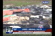 Lacson- Burial of bodies in Tacloban to be finished Tuesday