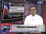Teditorial: One day in Bangkok