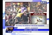 Bayanihan spirit lives in Black Nazarene procession