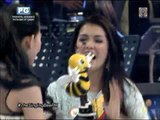 KZ Tandingan wins P1 million on 'Singing Bee'