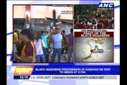 'Sendong' survivors expected to flock to Nazarene procession in CDO