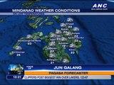 LPA affecting Visayas, Mindanao