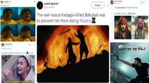 Prabhas & Shraddha Kapoor Saaho : These funny & hilarious memes will make you LAUGH | FilmiBeat