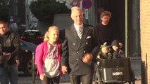 La princesse Éléonore fait son rentrée en sixième primaire