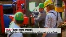 U.S., China kick off new round of tariffs in trade war