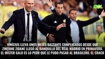 Zidane se lo carga (y el lío es monumental): última hora en el Real Madrid