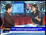 Zambo evacuees dying; Dinky says DSWD hasn't forgotten them