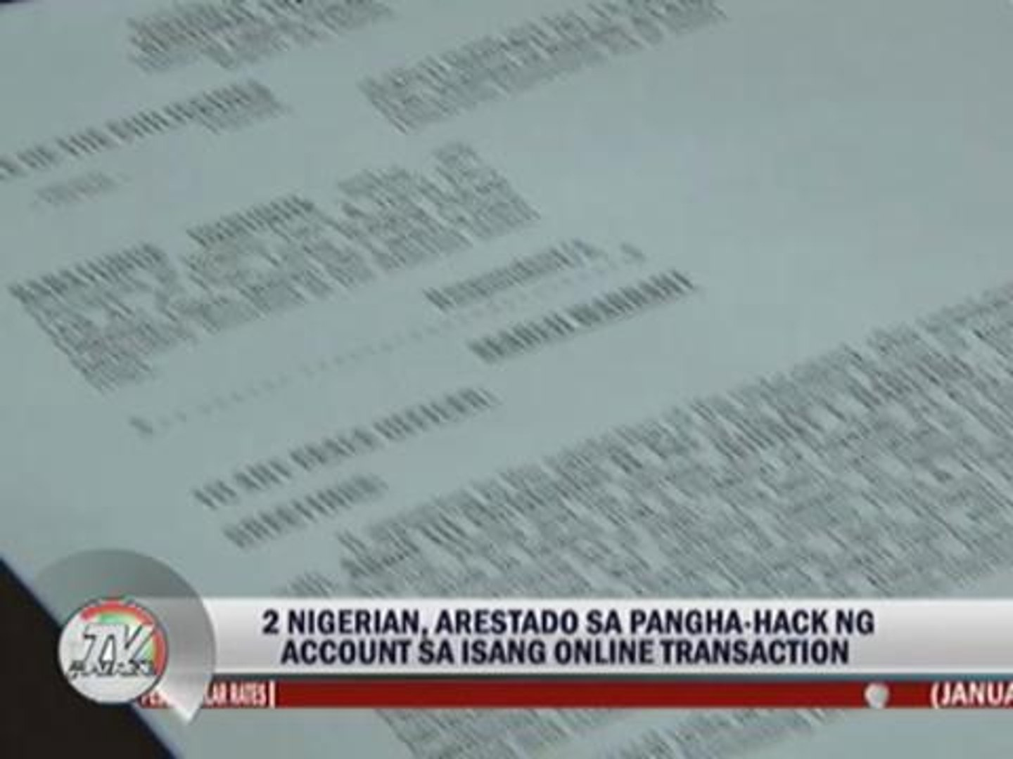 Alleged Nigerian hackers arrested