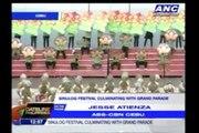 Sinulog culminates with grand parade