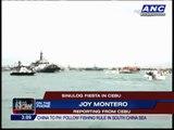 Cebu holds Sinulog fluvial parade
